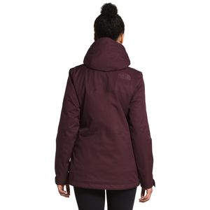 Chamarra 3 En 1 Snow Thermoball Eco Mujer.